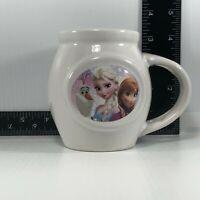 Disney Elsa Anna Olaf Souvenir Mug Cup 3D Frozen Movie Tea Coffee Cup