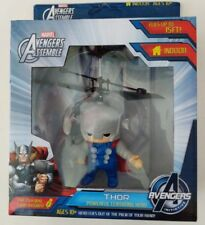 Marvel Avengers Thor Powerful Levitating Hero Flies Up To 15' Ages 10 NEW SEALED