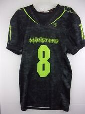 Monster Energy Drink Football Jersey Weatherly #8 Boys Medium Pro-Sphere