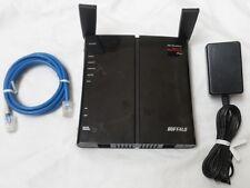 Buffalo WZR-HP-G300NH DD-WRT AirStation Nfiniti High Power Giga Wireless Router