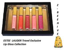 BNIB Estee Lauder Travel Exclusive Lip Gloss Collection, set of 5 Colors-SEALED
