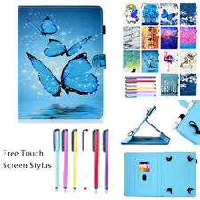 Magnetic Leather Flip Stand Case Cover For 7 8 10 inch Universal Android Tablet