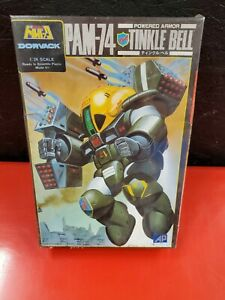 Dorvack Powered Armor TINKLE BELL pam-74 1:24 scale kit #9 new
