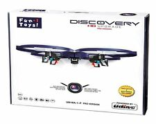 NEW Fun+1 Toys UDI U818A-1-P PRO Discovery Quadcopter w/ Camera - FREE SHIPPING
