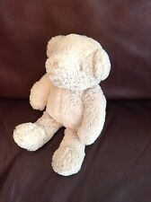 Next My Best Friend Teddy Bear Sandy Beige Cream Cuddly Baby Soft Toy Comforter