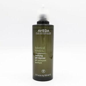 Aveda Botanical Kinetics Purifying Gel Cleanser 150ml - NEW - No Pump Top