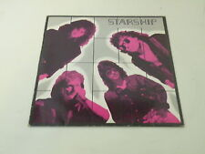 STARSHIP - NO PROTECTION - LP GRUNT/RCA 1987 PROMO WHITE LABEL - OIS - EX++/VG