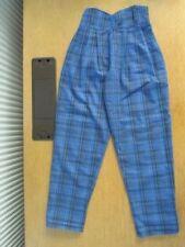 Unbranded Size Petite Straight Leg Trouser for Women