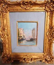 Raymond ALLEGRE (1857-1933) Venise, HSP