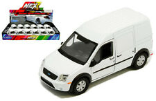 12 Pack 2012 Ford Transit Truck Diecast Van1:34 Welly 5 inch White Unmarked
