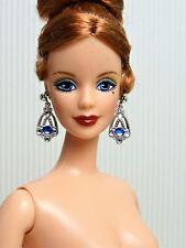 1998 embajada Vals Muñeca Barbie oficial Collector's Club desnuda como nuevo fuera de caja