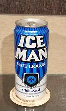 Bottom Open 16 Oz Ice Man Ml Beer Can Specialty Brewng 3 City San Antonio Texas
