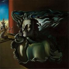Salvador Dali The Dream Surrealism Abstract Print Poster 11x14