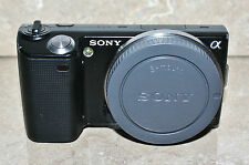 Sony Alpha NEX-5 14.2 MP Digital Camera BODY ONLY - BLACK