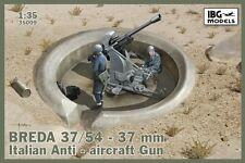 IBG 1/35 BREDA 37/54 37mm ITALIANO ANTI AIRCRAFT GUN # 35009