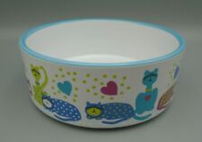 Whisker City Kitty Cat Food & Water Dishes Set
