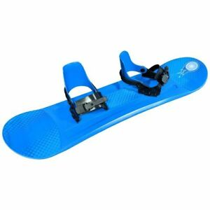 Grizzly Snow 95cm Deluxe Kid's Beginner Blue Snowboard