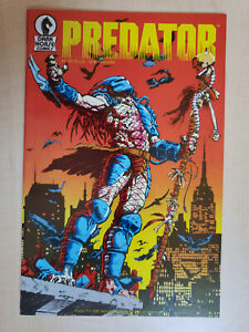 Predator #1 Dark Horse Comics 1989 1st. app. Predator vf/vf+