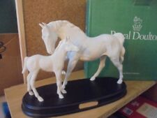 Figurine Royal Doulton Porcelain & China Horses/Foals
