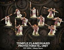 Warmachine Protectorate of Menoth Temple Flameguard Unit 10 Figures Pip 32096