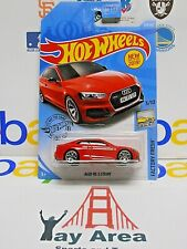RARE 2019 Hot Wheels Audi RS 5 Coupe (Red Variation) HW Factory Fresh #3/10