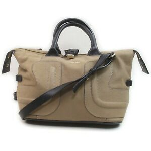 See By Chloe Hand Bag  Other Brown Leather 1901289