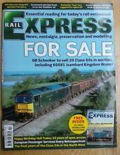 Rail express magazine no 173 October 2010.