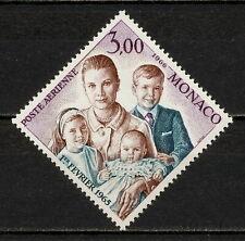 (YYAY 320) Monaco 1966 MNH Mich 825 Scott C67 Princess Grace