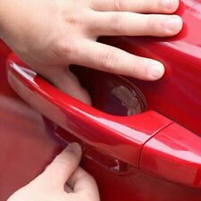 4 Pcs/set Car Door Handle Anti-Scratch Protective Film Car Stickers For Auto Sty