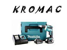 Avvitatore per cartongesso Makita DFS452ZJ 18V 2x5.0Ah Li-Ion No spazzole Makpac