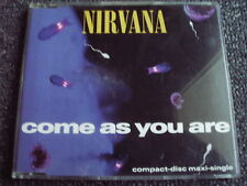 Nirvana-Come as you are Maxi CD-MADE IN GERMANY