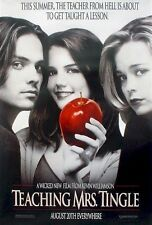 TEACHING MRS TINGLE MOVIE POSTER ~ ORIGINAL 27x40 Katie Holmes