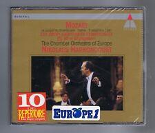 MOZART BOX SET 2 CDs (NEW) SYMPHONIES 30.40.41. NIKOLAUS HARNONCOURT