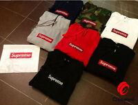 2017 SUPREME Pocket Tee camouflage pattern Sweater T-shirt S-XXL Hoodies 28STYLE