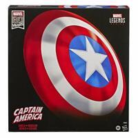 Avengers- Escudo de Capitán América.marvel escudo premium para juego de rol rojo