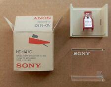 Genuine Stylus SONY ND-141G MC NOS OVP / Sony VC41 VL41 / Yamaha MC / JVC MC 200