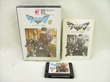 msx WING MAN 2 Wingman Item REF/0422 Enix Import Japan Video Game msx