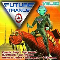 Future Trance 20 (2002) Cosmic Gate, Starsplash, 4 Clubbers, Jan Wayne,.. [2 CD]
