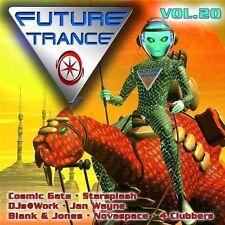 Future Trance 20 (2002) Cosmic Gate, Starsplash, 4 Clubbers, Jan Wayne,.. [2 CD]