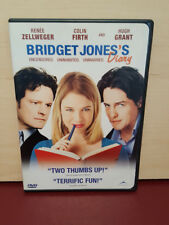 Bridget Jones's Diary - Canadian DVD Region 1 - Renee Zellweger - Hugh Grant