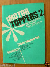 MOTOR TOPPER 2 ROADTEST,ZUNDAPP KS100,HONDA CB450,GUZZI V7,1200TTS MUNCH ,MV 250