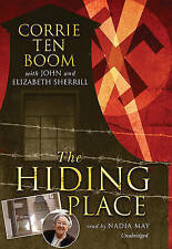 The Hiding Place by Corrie Ten Boom (CD-Audio, 2009)