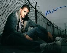 Wentworth Miller signed 8x10 autographed Photo + COA