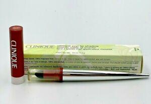 Clinique  POP LIP SHADOW Cushion Matte Lip Powder -01 Dune Pop- New In Box