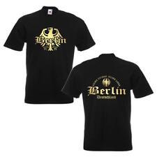 T-Shirt Berlin, meine Heimat meine Liebe, Städteshirt S-5XL (SFU08-08a)