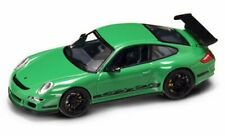 PORSCHE 911 997 GT3 RS GREEN BLACK STRIPES SIGNATURE 43204 1/43 lucky die cast