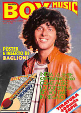 [607] CORRIERE DEI RAGAZZI ed. F.lli Crespi 1979 Corrier Boy n.  43 stato Ottimo