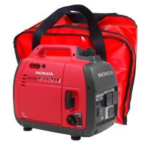 Honda Generator Carry Bag suits EU20i, EU22i