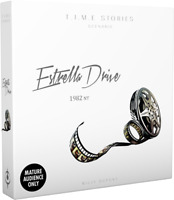 Time Stories - Estrella Drive Extension German Asmodee New + Top