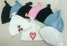 NEW 9 PCS AMERICAN APPAREL INFANT BEENIE HATS